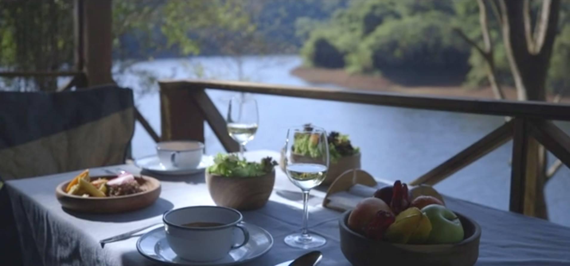 An Awasi picnic at Awasi Iguazu